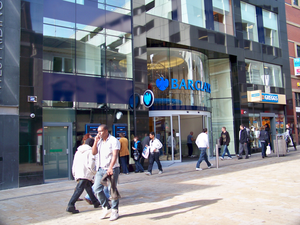 Barclays business loans