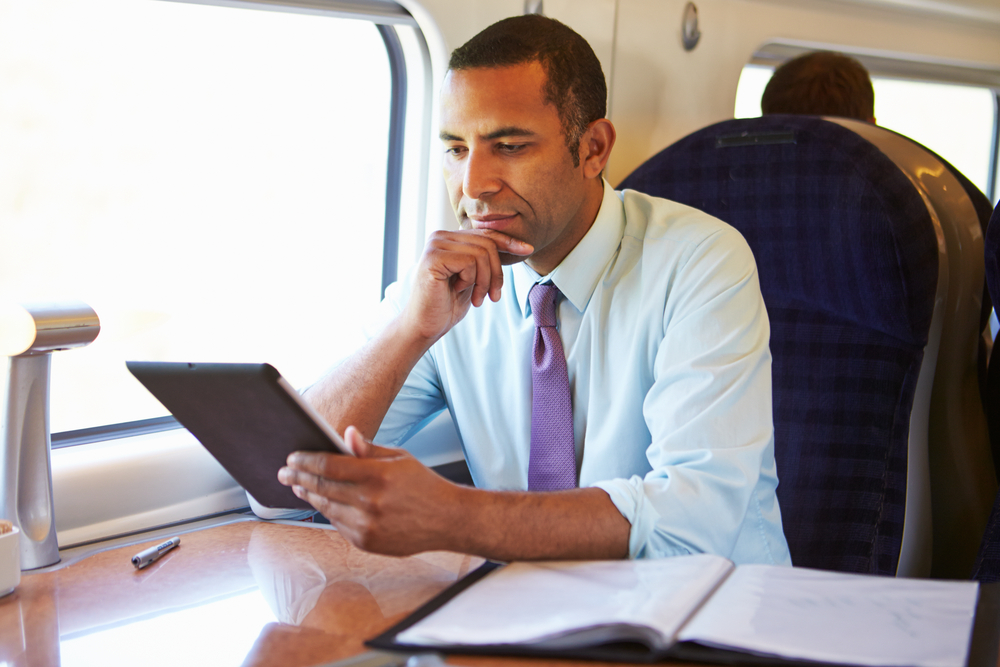 Five easy wins to increase productivity during business travel