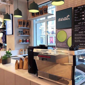 Neat Nutrition cafe clean living
