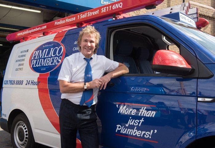 Charlie Mullins Pimlico Plumbers