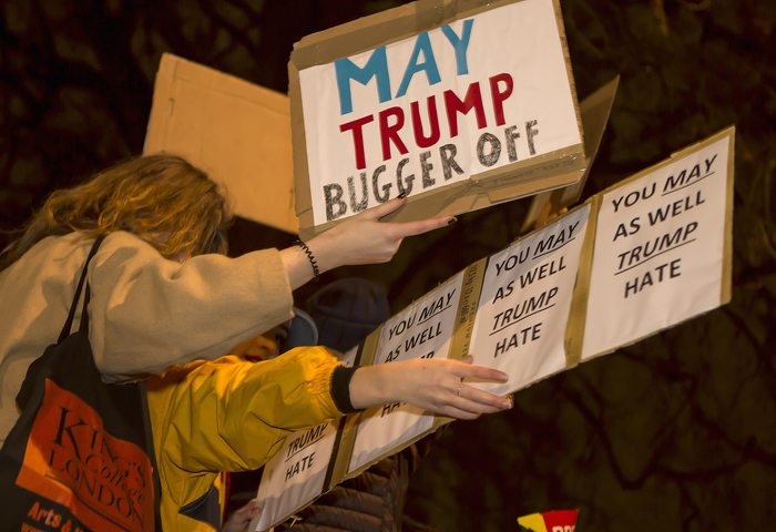 From Trump?s immigration ban to May?s Brexit, Beringea assesses economic upheaval