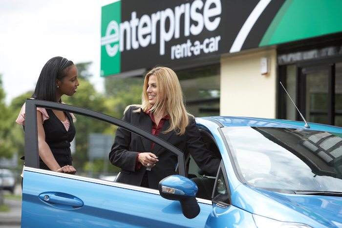Enterprise Rent-A-Car fuelled by focus on staff training and internal promotions