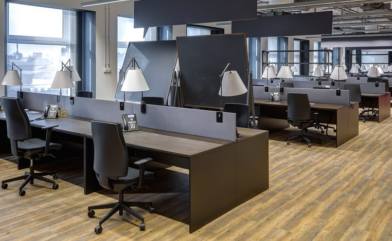 As technology advances, what will office space of the future be like