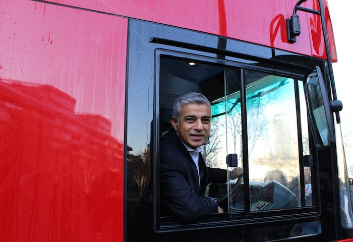 Sadiq Khan plots London is Open business tour across Europe to ease Brexit impact