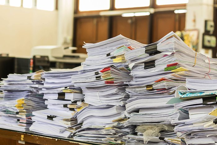 What businesses should expect from the paperless working environment
