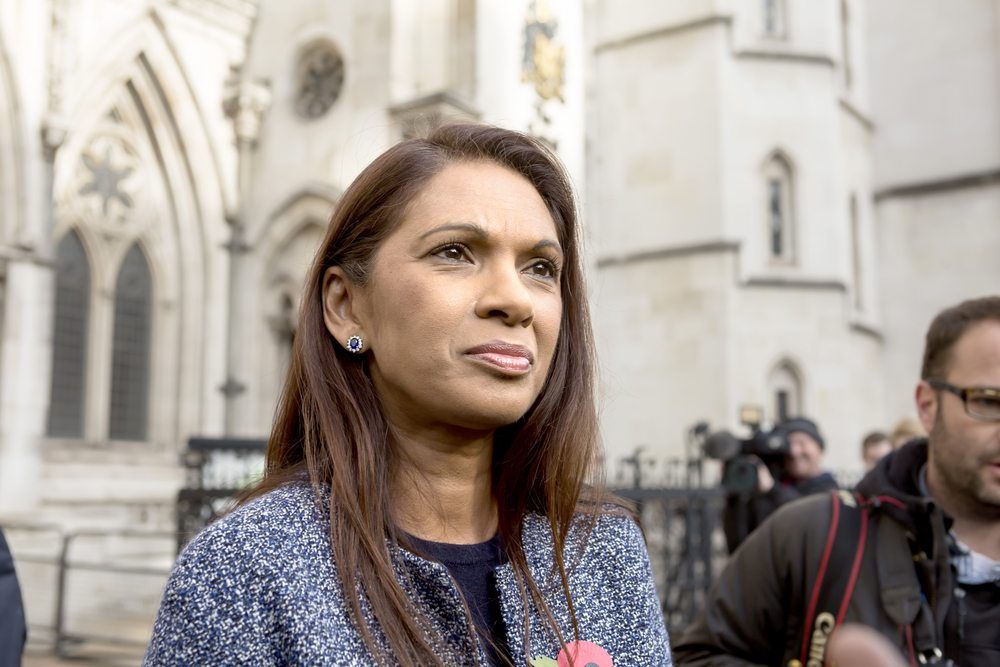 Gina Miller was told her power made her a b*tch – but she doesn't care
