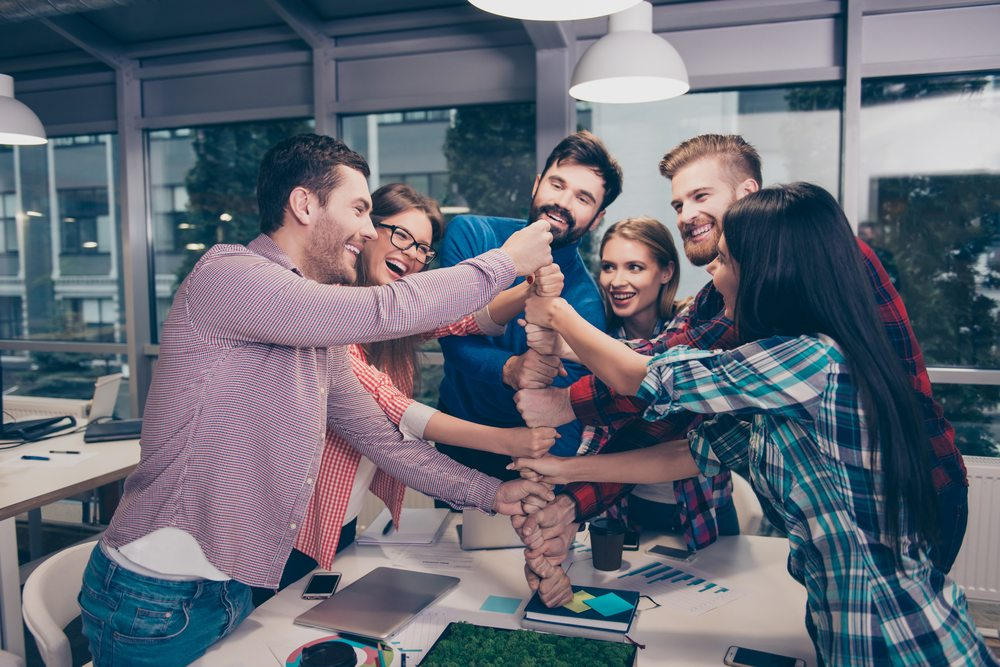 How to create a sense of togetherness within a team