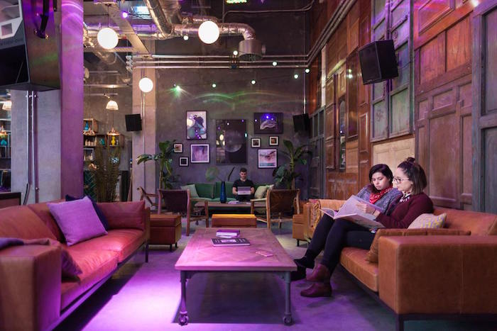 The Collective Co-living co-working spaces