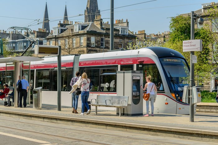 Edinburgh business hub to be built in abandoned tram depot