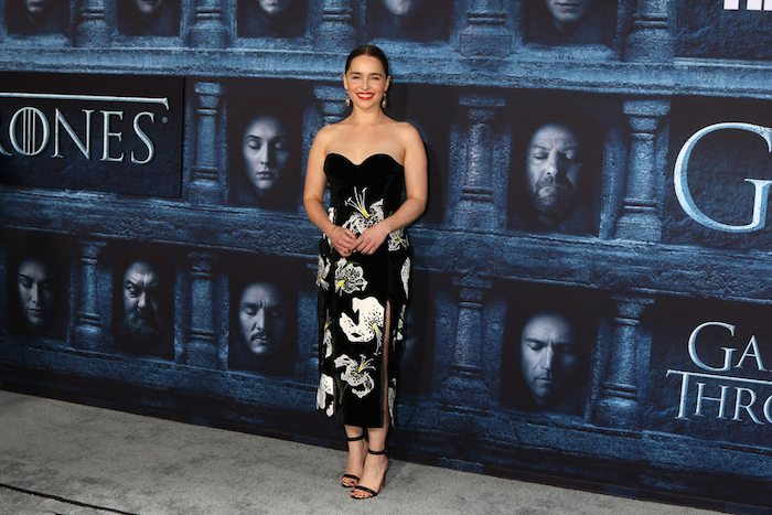 Even Emilia Clarke, Mother of Dragons on Game of Thrones, faces inequality
