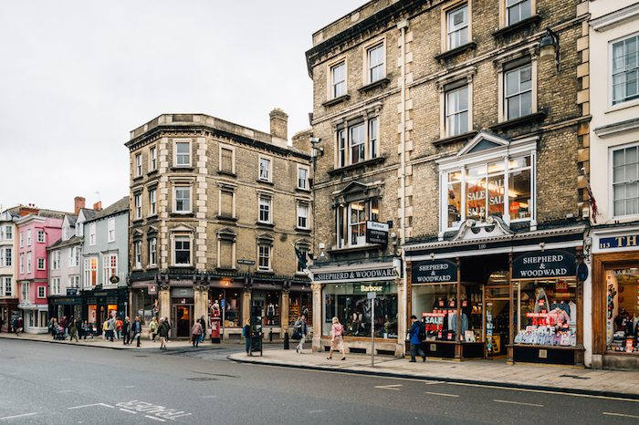 Is the high street making a comeback?