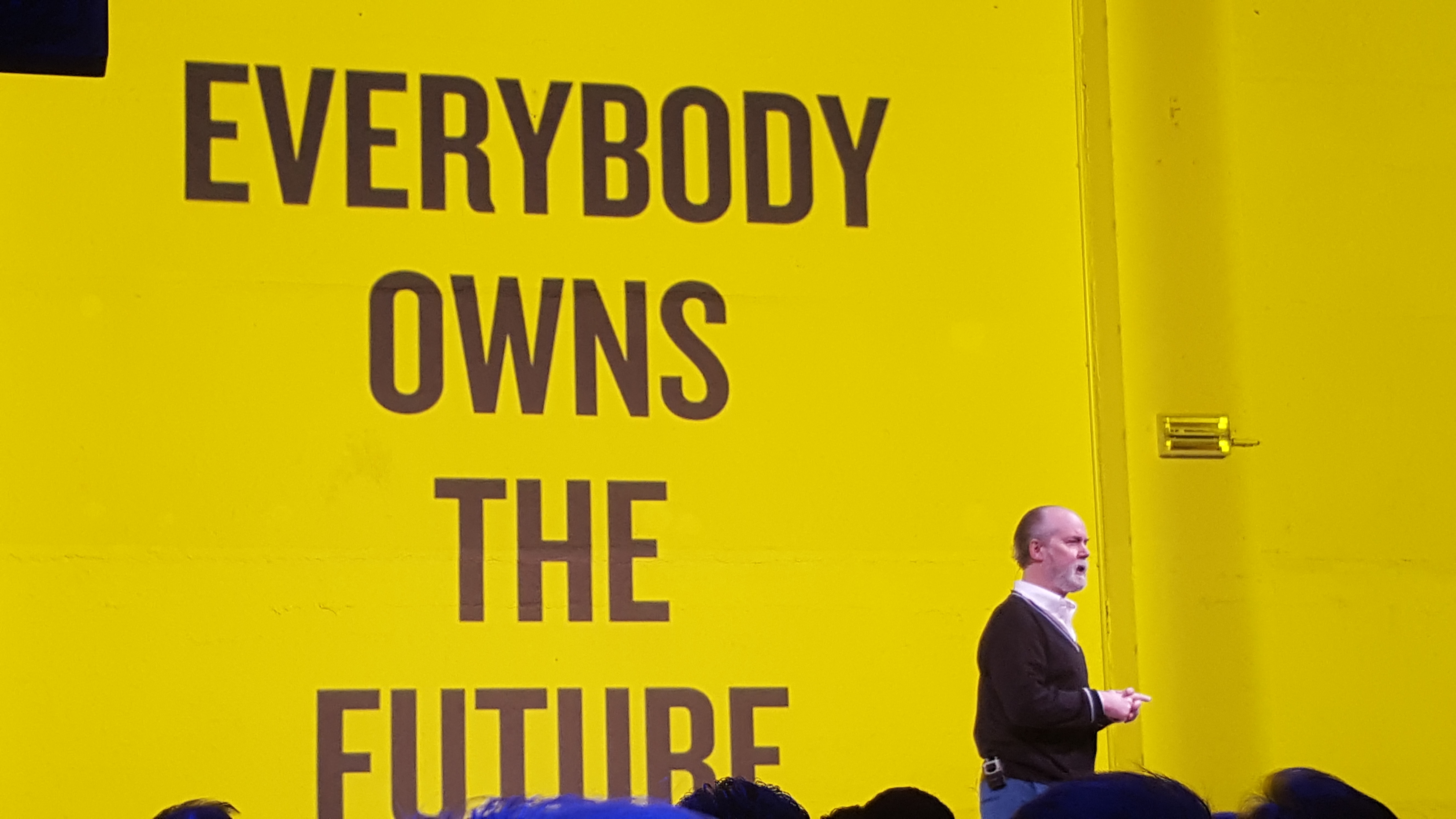 The future is now: Douglas Coupland unveils why perception of time has changed