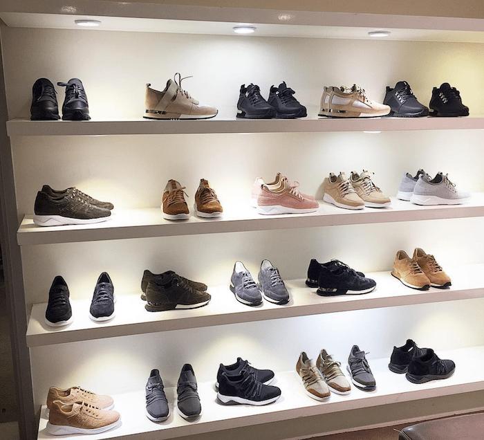 Mallet Footwear Choice Store