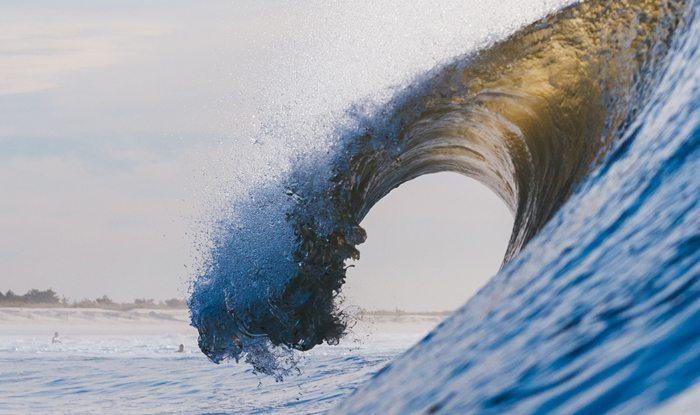 British surfing champion Johnny Wallbridge created a business around his hobby