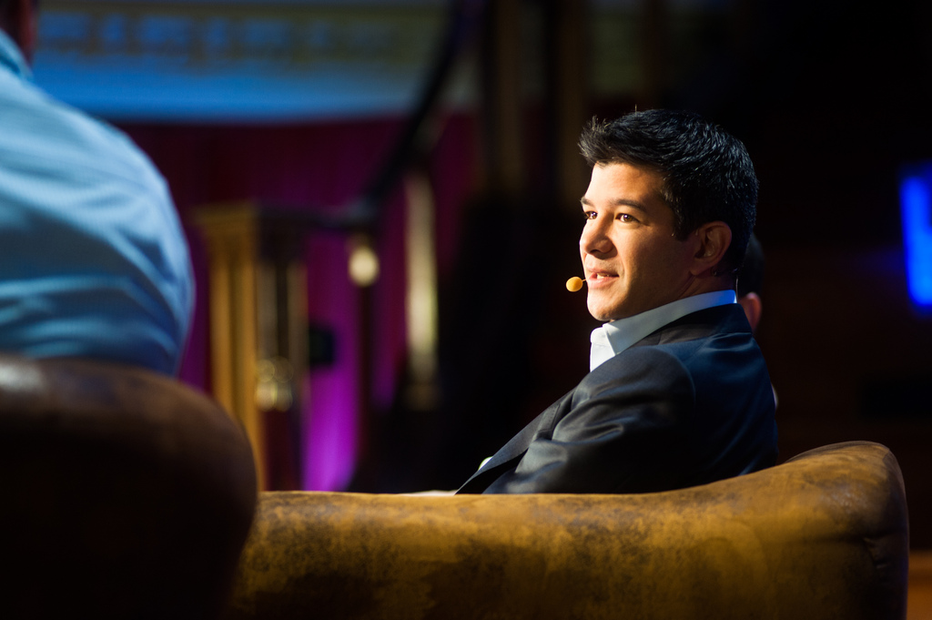Uber boss Travis Kalanick shows how a leader should not behave