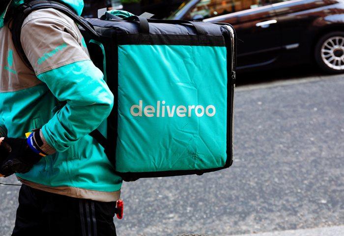 Deliveroo gig economy companies