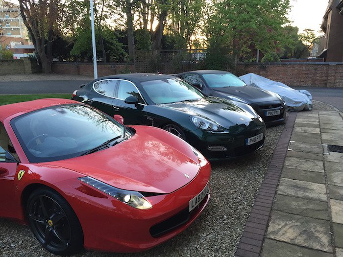 Property entrepreneur Rob's cars copy 2