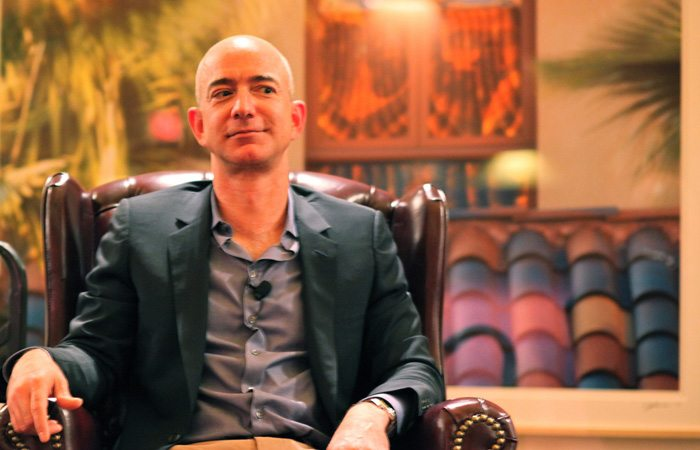 Jeff Bezos letter to shareholders on the Amazon way of business offers pearls of wisdom