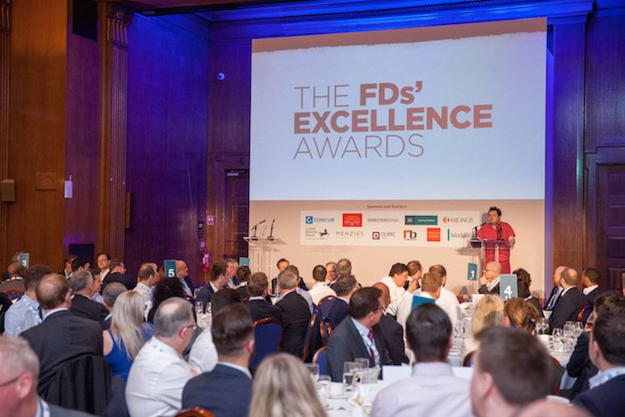 FDs' Excellence Awards 2017: Microsoft, Sage and KPMG among this year's winners