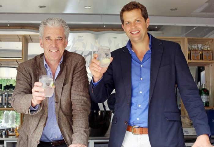 Fever-Tree founder nets millions by selling shares in drinks business