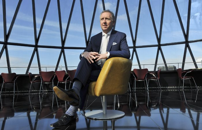 Having worked at Toshiba and Dyson, Martin McCourt hopes he'll give Dudson a boost