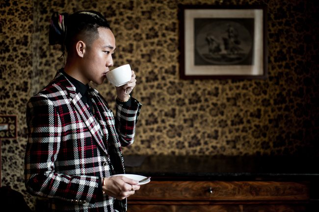 This musician has moved from Singapore to London to master his craft