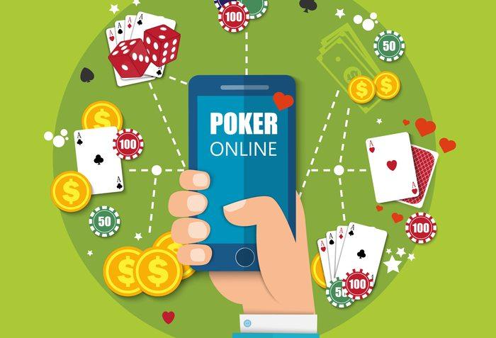 Taking a bet on online gambling