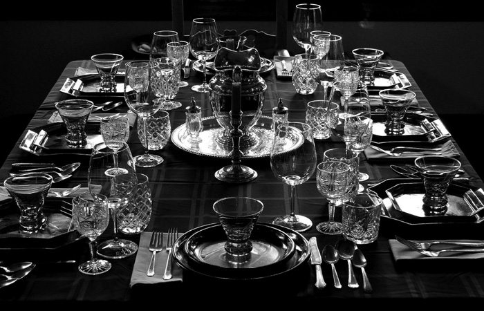 A great speech is like a good dinner party