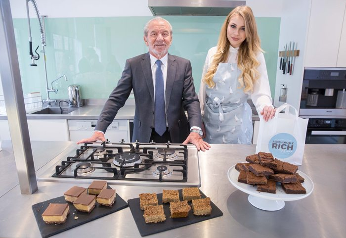 I still have to call him Lord Sugar, reveals The Apprentice winner Alana Spencer