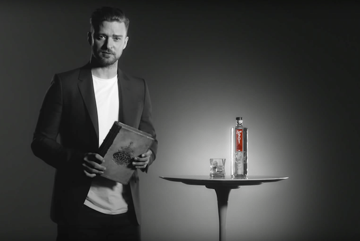 CELEBRITY alcohol brands Justin Timberlake Sauza 901