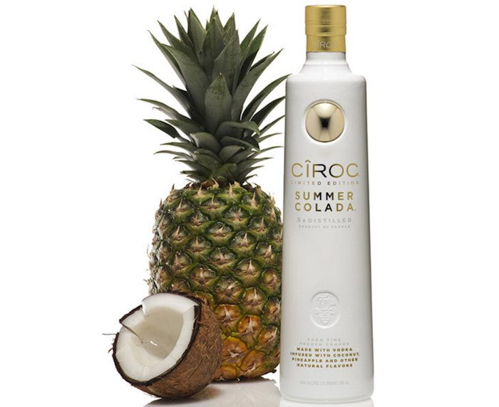 Celebrity alcohol brands Ciroc Diddy