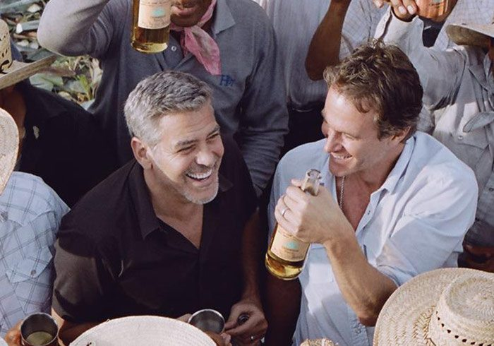 George Clooney tequila brand Casamigos guzzled in $1bn deal