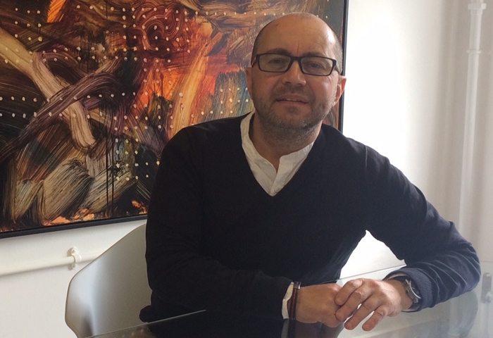 Joe Giordano co-founder of ChargeApp