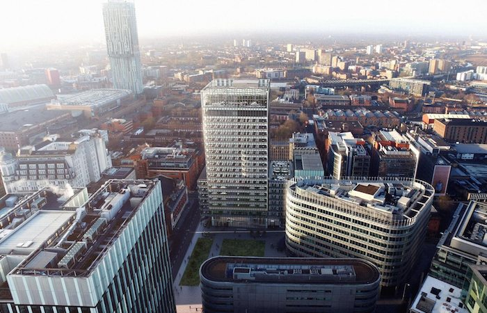 WeWork selects Manchester for first UK site beyond London