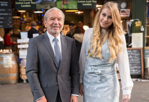 Alana Spencer launched Ridiculously Rich by Alana at Borough Market