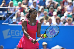 Serena Williams has four Olympic gold medals
