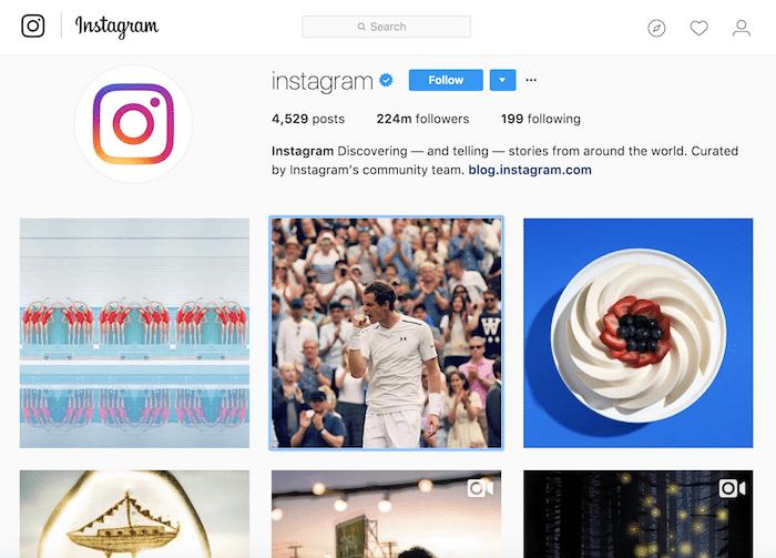 Company name disputes Instagram