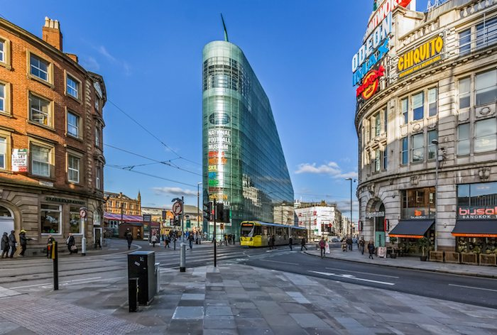 Northern Powerhouse scheme is helping Manchester economy outpace London