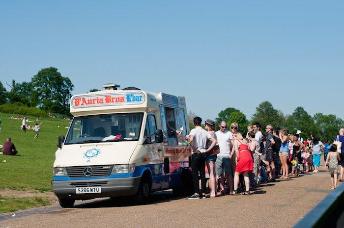 Rupert Grint ice cream hospitality entrepreneurs