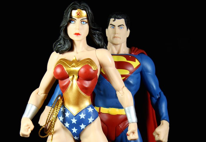 What the Wonder Woman vs Superman debate taught us about workplace inequality