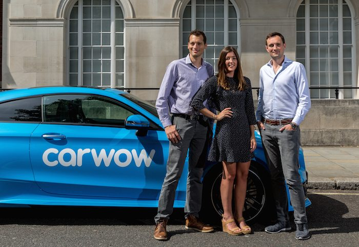 Carwow fuels international business plans with $39m investment