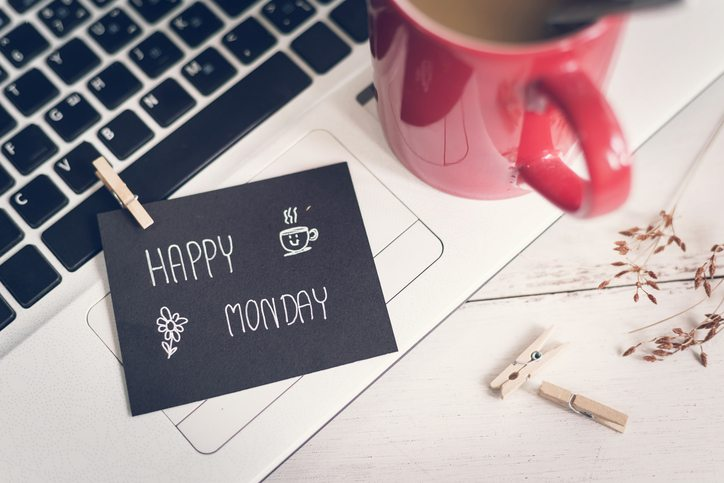 Staff hate Mondays – there's very little you can do about it