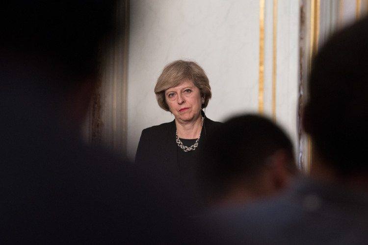 Theresa May is still far from being Britain's favourite prime minister