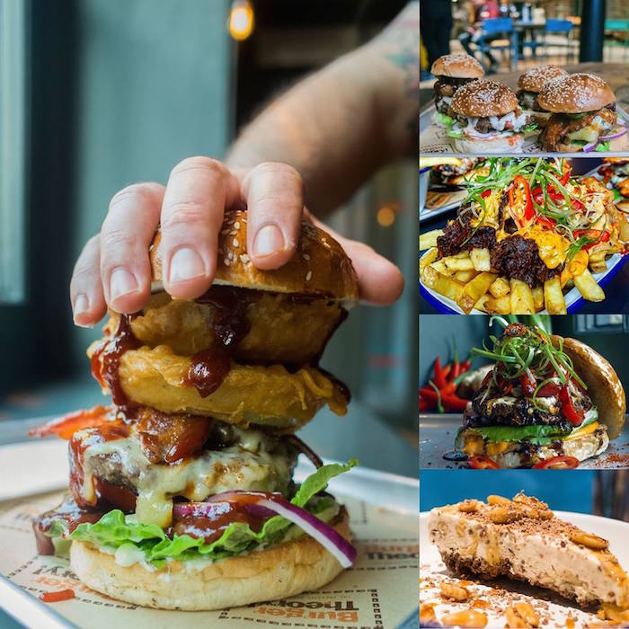 Business in Bristol Burger Theory