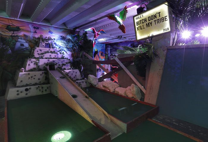 The Junkyard Golf journey from pop-up to 12,000 sq ft leases