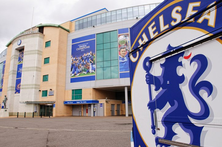 Chelsea relegated from Premier League table purely based on finance