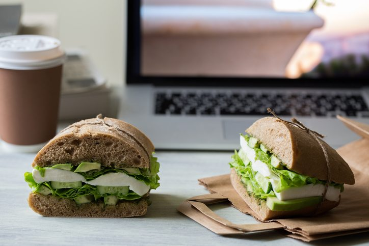 We're creatures of habit: Typical office lunches from across the globe