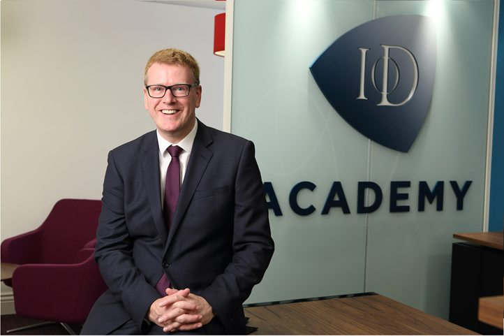 New IoD director general Stephen Martin balances old with new