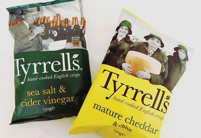 Why Tyrrells is spending £2.5m on a TV advertising campaign