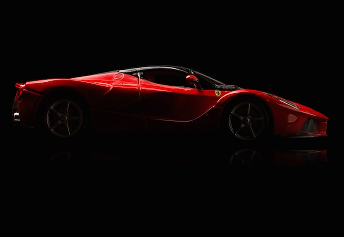 Want a luxury car parked in your garage Look to Ferrari